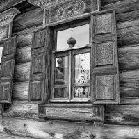 Старинное...деревянное....зодчество.... :: leonid