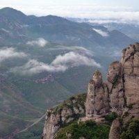 Дивные горы Монсеррат :: Татьяна Ларионова