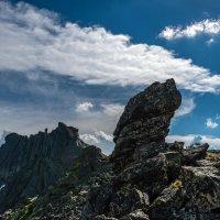 Перевал Молодёжный :: Ник Васильев