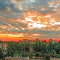 Лисичанск на закате :: Анна Вязникова