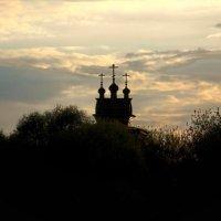 Закат в Коломенском :: Ирина Via