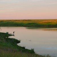 Вечерняя рыбалка :: Григорий Капустин