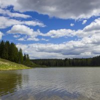 «Сылвинский пруд» :: Александр Гладких