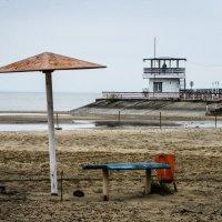 пляж :: Александр Куксин