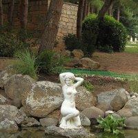 Статуя девушки. :: sav-al-v Савченко