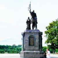 князь Владимир и Святитель Федор :: Владимир