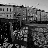 Утро города :: AleksSPb