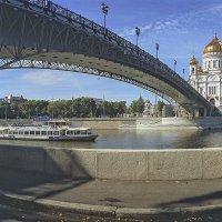 Москва, Патриарший мост. :: Игорь Олегович Кравченко