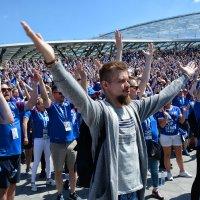 Аргентина-Исландия 1-1 :: Юрий Яньков