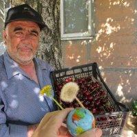 Дядя Миша: кто любит людей, тот долго живёт!!!... :: Алекс Аро Аро