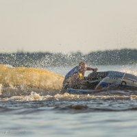 Летя по воде! Средний сын 12 лет! :: Горелов Дмитрий