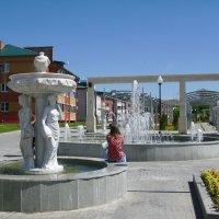 Привокзальная площадь, городок Шаховская :: Ирина - IrVik