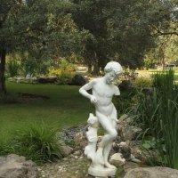 Статуя мальчика. :: sav-al-v Савченко