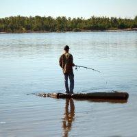 На рыбалке. :: Анатолий