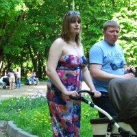 В летнем парке.... :: alek48s