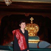 Над царской ложей. В Мариинском театре :: Маера Урусова