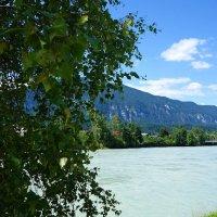 Австрия...река Инн... :: Galina Dzubina