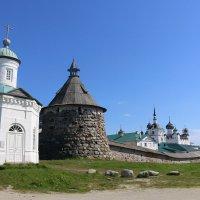 Спасо-Преображенский Соловецкий мужской монастырь :: Ольга