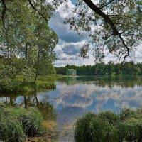 Павильон Венеры и другие прелести Ландшафтного парка... :: Sergey Gordoff