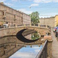 Каменный мост. Канал Грибоедова. :: bajguz igor