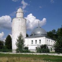 Мечеть и минарет :: Vlad Сергиевич