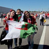 Единение народов - Коста-Рика и Алжир. Самара :: MILAV V