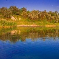 Озеро Меловое :: Анна Вязникова