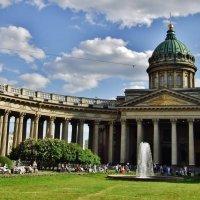 Казанский собор в Санкт-Петербурге :: Aida10