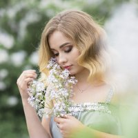 Весенняя :: Любовь Дашевская