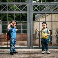 мальчишки с нашего двора :: Александр Майструк