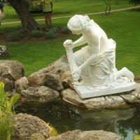 Скульптура девушки. :: sav-al-v Савченко