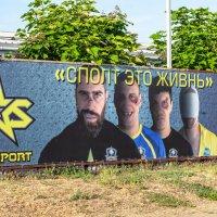 Спорт-это жизнь! :: Андрей Lyz