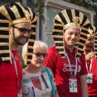 Прощайте, фараоны... :: Александра
