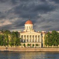 Пушкинский дом, Санкт-Петербург :: Максим Хрусталев