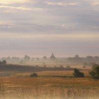 Утренний пейзаж.... :: leonid