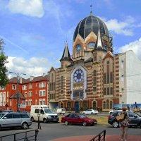 Задрапированная синагога :: Сергей Карачин