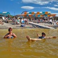 Лето на озере 2. :: Венера Чуйкова