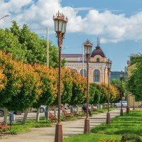Мой город летом :: Игорь Сикорский