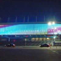Вечерний стадион :: Надежда