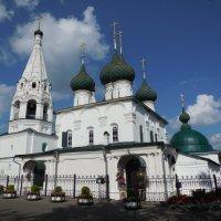 Храм в Ярославле :: Надежда