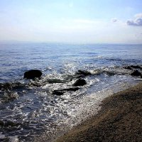 Эгейское море :: Елена Аксамит