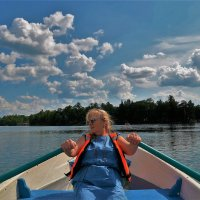Посреди Белого озера... :: Sergey Gordoff