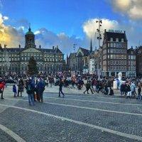 Амстердам площадь Дам :: Игорь 74