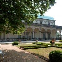 Летний дворец королевы Анны (Бельведер) :: Елена Гуляева (mashagulena)