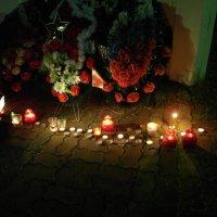 свечи памяти :: Владимир