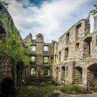 руины крепости Хоэнтвиль. Festungsruine Hohentwiel. :: Viktor Schwindt