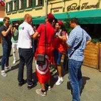 Москва рада таким гостям :: Андрей Лукьянов