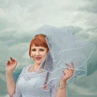 Облака для невесты :: delete