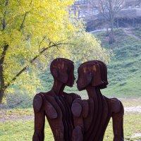 Современный взгляд на Адама и Еву:-) :: Тамара Бедай