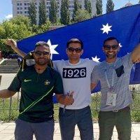 Австралийцы в Самаре :: MILAV V